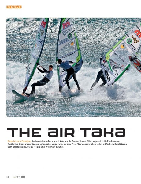 Moves: Air Taka
