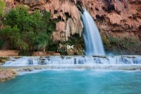 Gerth, Wasserfall in Arizona