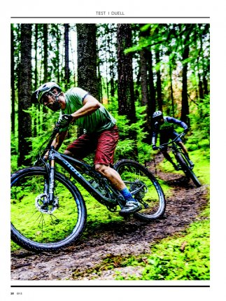 Stoll T2 vs Specialized Stumpjumper S-Works