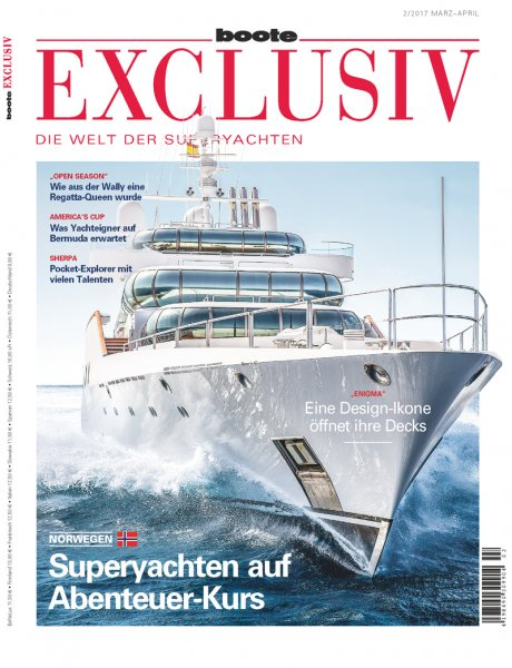 BOOTE EXCLUSIV 2/2017