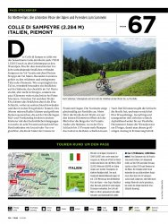 Pass-Steckbrief: Italien: Colle di Sampeyre