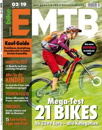 EMTB Digital Upgrade für Abonnenten