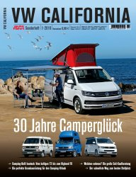VW Classic Sonderheft 01/2018/VW California