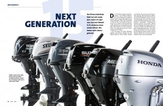 Motorentest: 15 PS – Next Generation