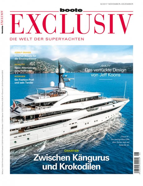 BOOTE EXCLUSIV 06/2017
