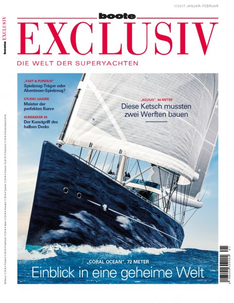 BOOTE EXCLUSIV 1/2017