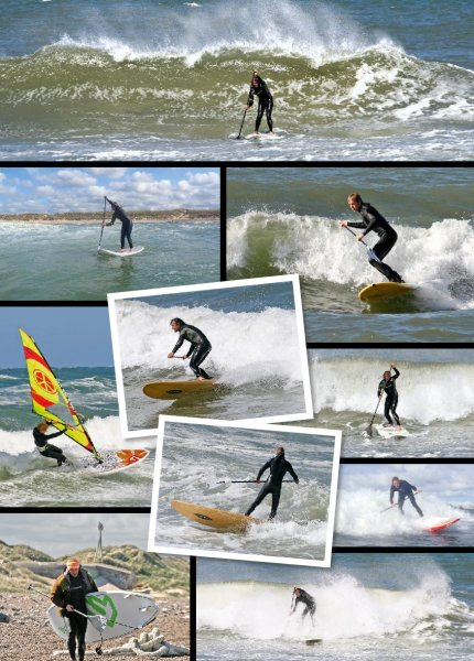 SUP Test: Wave-Einsteiger 2012