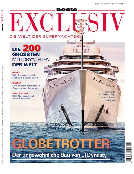 BOOTE EXCLUSIV 5/2016