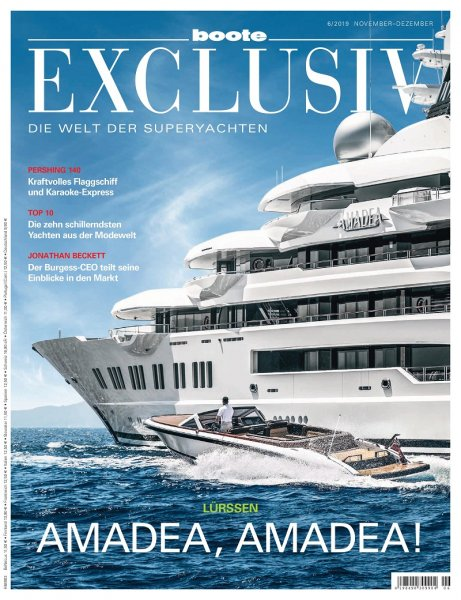 BOOTE EXCLUSIV 06/2019