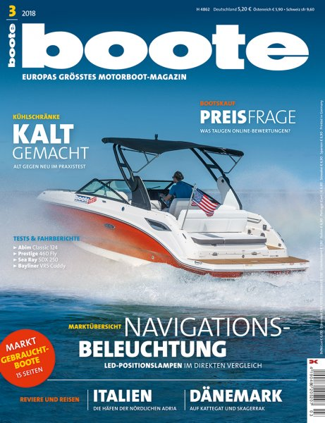 BOOTE Studentenabo Print