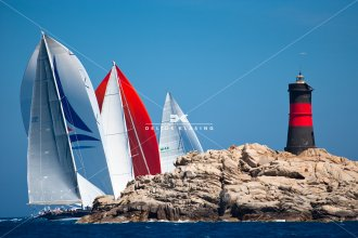 Forza, Superyacht-Regatta