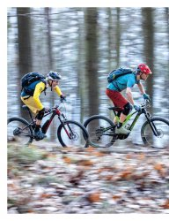 Duell: Ghost Hybride vs Specialized Levo