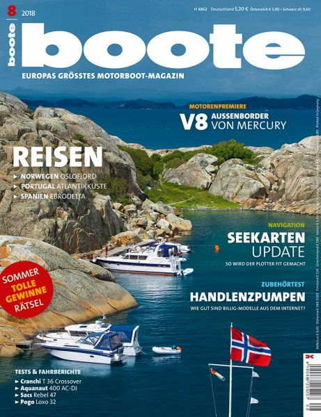 BOOTE Open-End-Abo Print + Digital