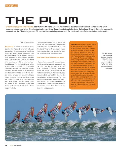 Moves: The Plum