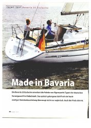 Bavaria 35 Exclusive