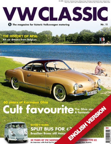 VW Classic english 1/2016