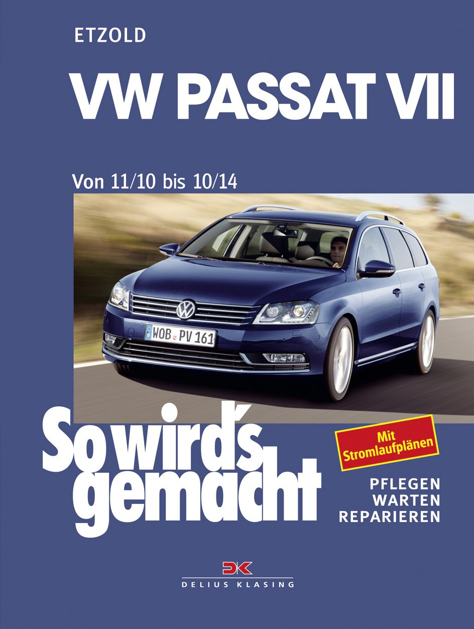 vw passat 7 von 11 10 bis 10 14 delius klasing. Black Bedroom Furniture Sets. Home Design Ideas