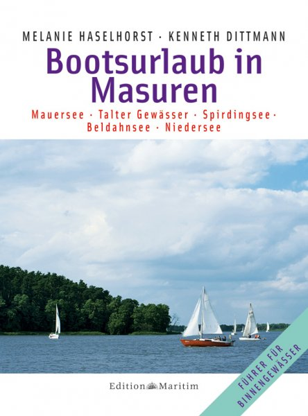 Bootsurlaub in Masuren