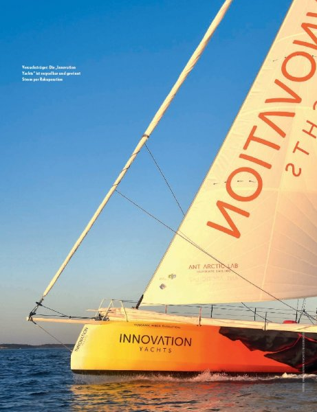 Innovation Yachts