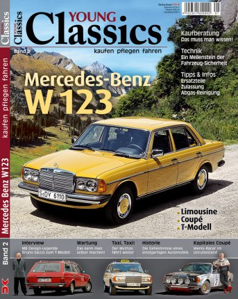 Young Classic (W123) 01/2012