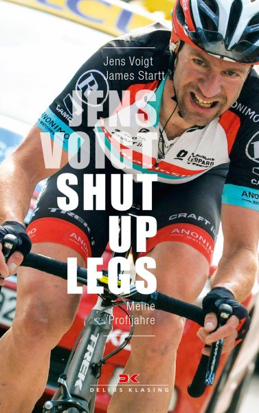Jens Voigt: Shut Up Legs
