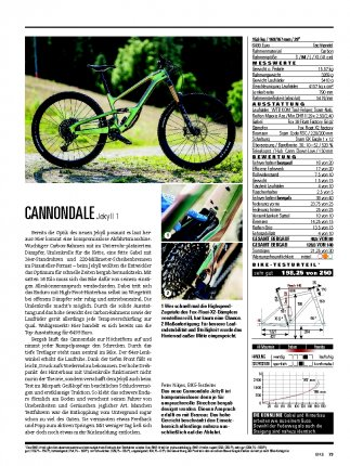 Cannondale Jekyll 1
