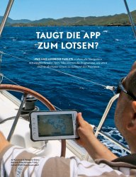 Software: Navigationsprogramme, Navi-Apps