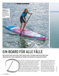 SUP Test: Touring-Allroundboards