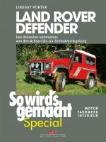 Land Rover Defender (So wird's gemacht Special Band 1)