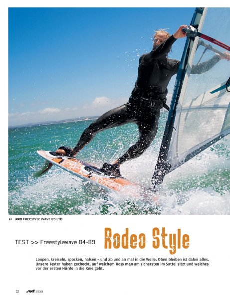 Test: Freestylewave 84-89