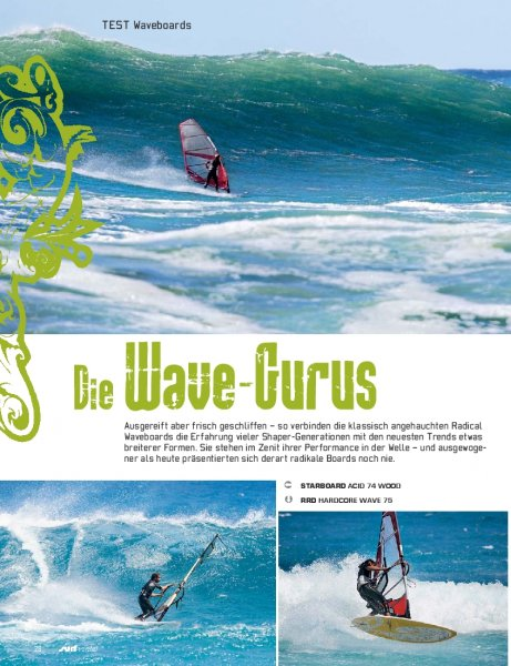 Waveboards 2007