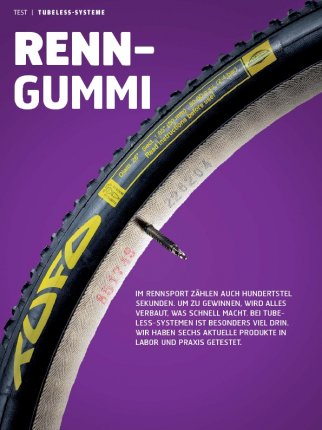 Test: Tubeless-Systeme 10/2006