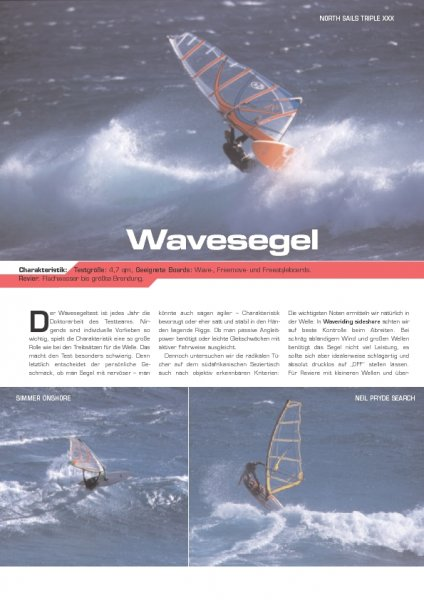 Wavesegel