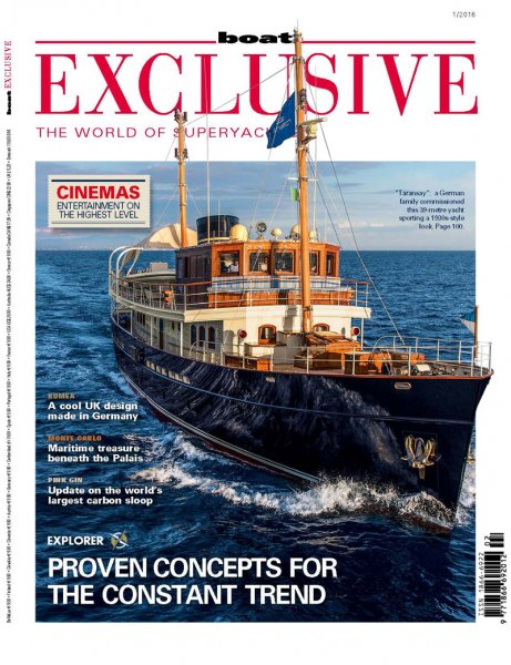 BOAT EXCLUSIVE 01/2016