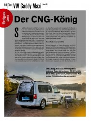 Test: VW Caddy Maxi Beach TGI
