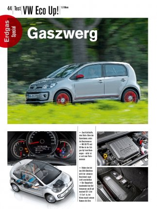 Test: VW Eco Up! 1.0 Move