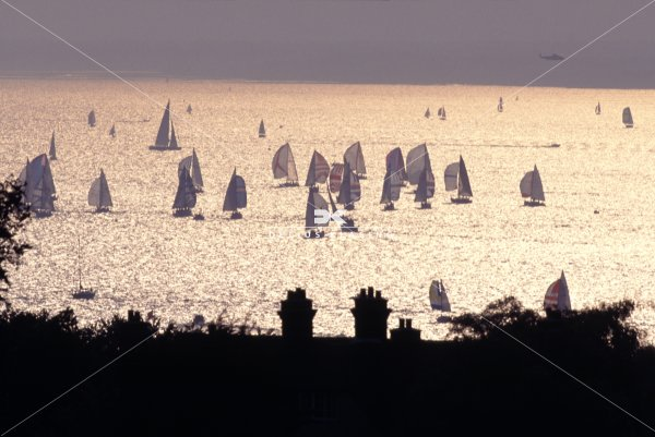 Fastnet Start - Isle of Wight