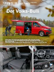 Test: VW T6.1 Multivan Family 2.0 TDI (110 PS)