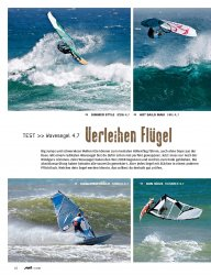 Test: Wavesegel 4,7