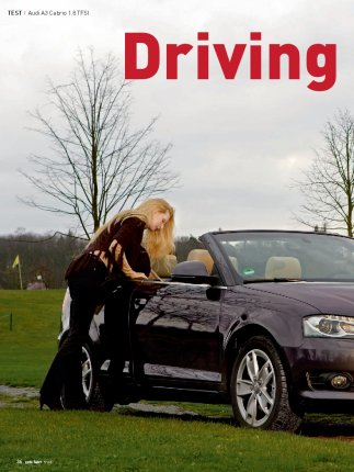 Test: A3 Cabrio 1.8 T S-Tronic