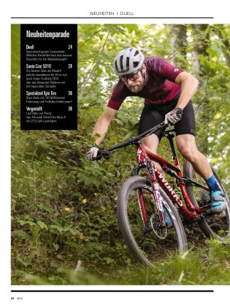 Specialized Epic vs Cannondale Scalpel