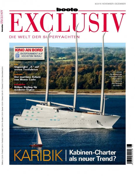 BOOTE EXCLUSIV 6/2015