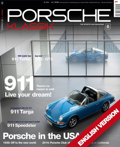 Porsche Klassik english 2/2014