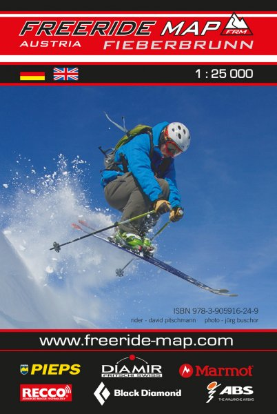 Freeride Map Fieberbunn