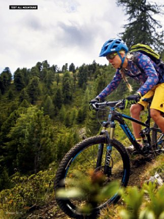 Test 2015 All Mountain Fullys