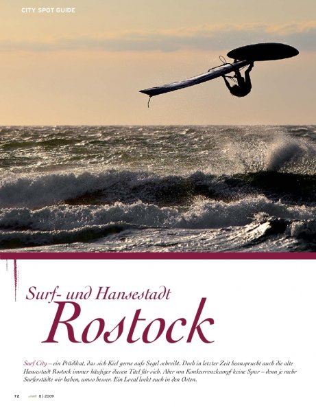 City Spot Guide: Rostock