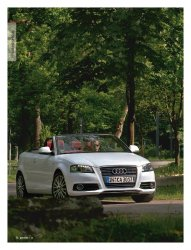 Test: A3 Cabrio 2.0 T S-Tronic