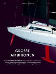 Dehler 30 One Design, Teil 1