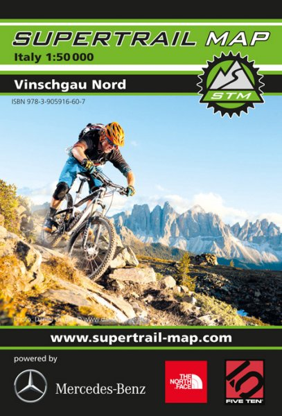 Supertrail Map Vinschgau Nord