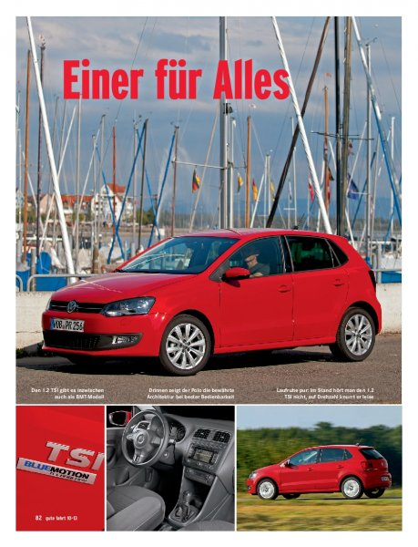 Test: Polo 1.2 TSI BMT 90 PS